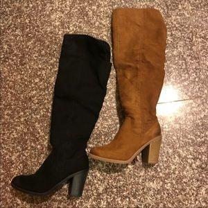 Shoes - OTK Boots